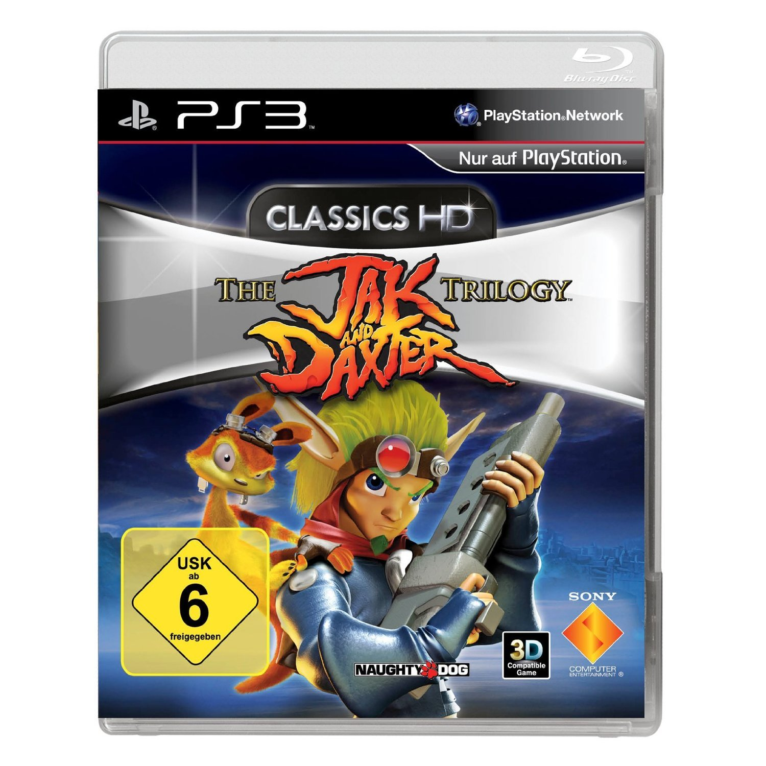Games Aaand Other Accidents Jak And Daxter Trilogy Ps3