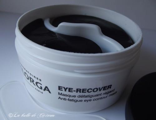 masque eye-recover, masque filorga