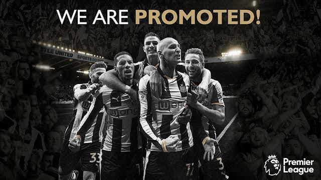 Newcastle está de volta