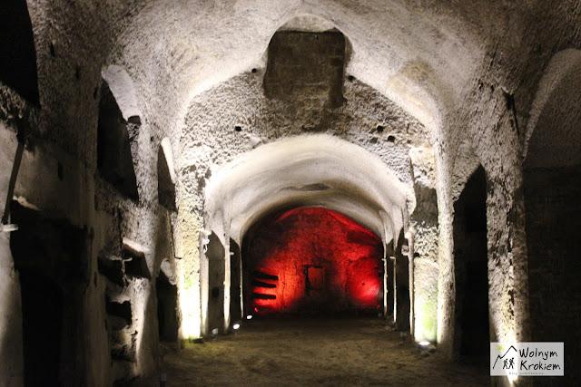 Katakumby San Gennaro w Neapolu