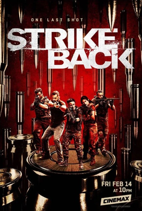 Strike Back – Saison 8 [Complete] [Streaming] [Telecharger]