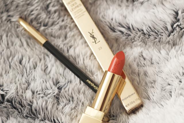 best ysl lipstick blog review