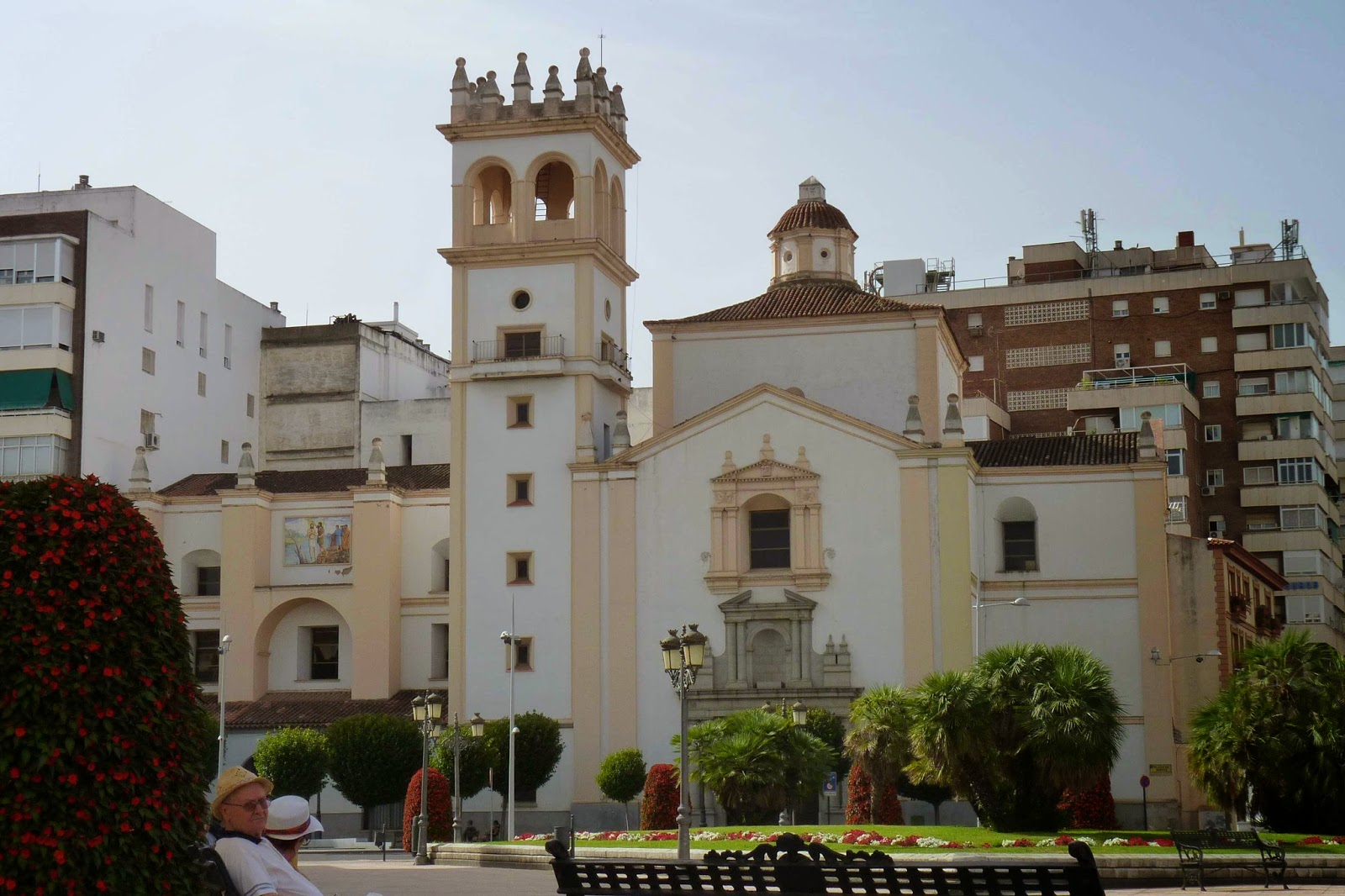 La Catedral de Badajoz.
