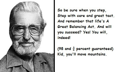 """Dr. Seuss Quotes About Success"""