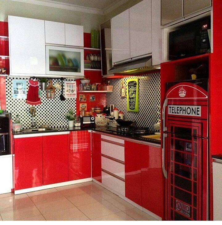 Cara menghitung anggaran pembuatan kitchen set rumah for Harga pembuatan kitchen set per meter