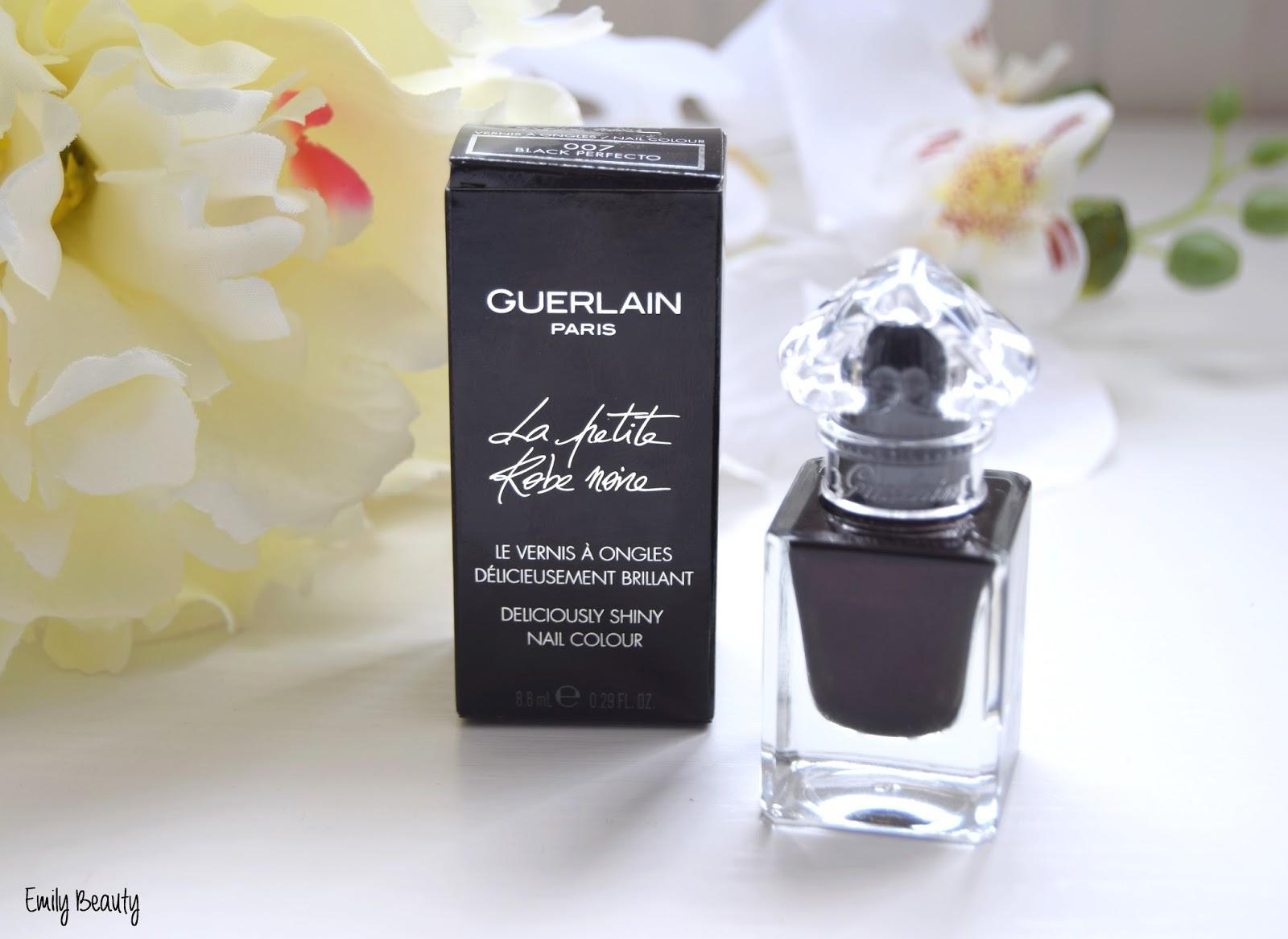 Petite NoireVernis Guerlain De Emily Robe BeautyLa Parfumé vYf7gb6y