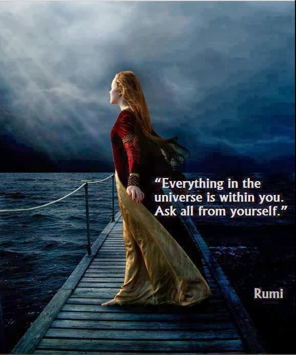 Rumi Quote: Love And Wisdom Quotes By Rumi