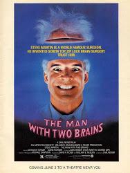 O Homem Com Dois Cérebros Dublado