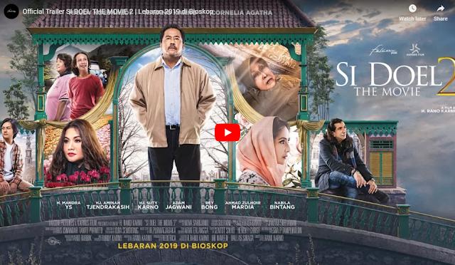 Download Film Terbaru Si Doel The Movie 2