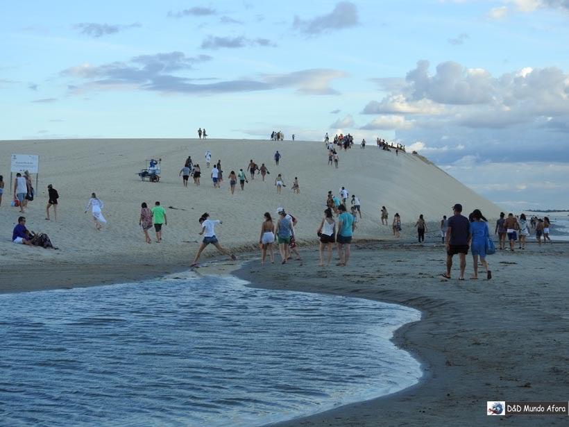 Diário de Bordo - Dunas do Pôr do Sol em Jericoacoara - Ceará