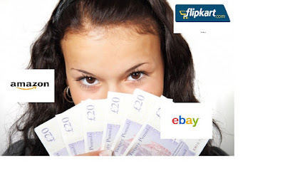 How to Earn Money or Get 10% Discount From Flipkart,Amazon,E-Bay Ecomerce websites.