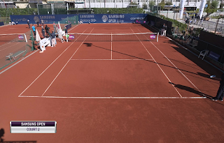 WTA Samsung Open Eutelsat 7A/7B Biss Key 9 April 2019
