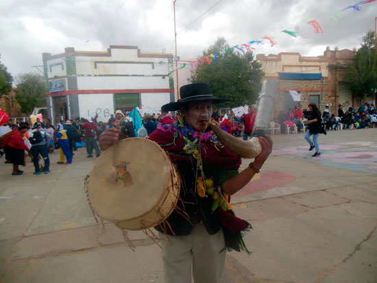 En Vivo Carnaval de La Quiaca 2017