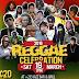 REGGAE Celebration, March 19 at +233, Accra, GHANA.