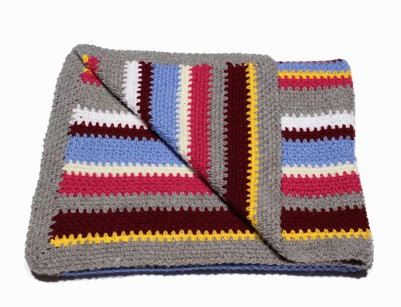Sorteo Kit Manta Crochet
