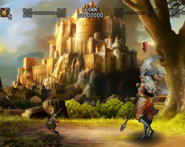 The Games Of Chance Feature On The Women Of Dragon S Crown