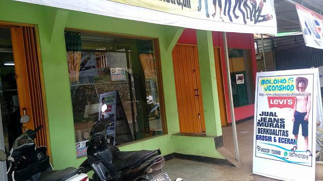 alamat Distributor  jeans di Denpasar