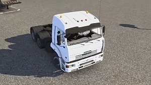 Kamaz 5460 truck mod