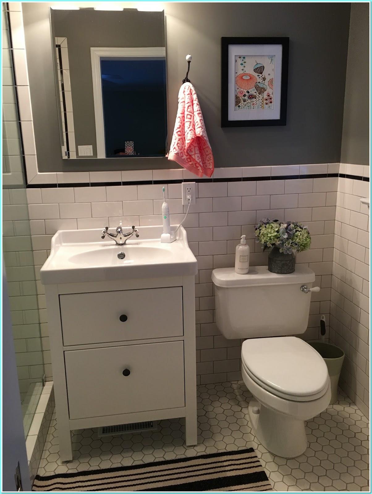 Bathroom Vanities at Ikea