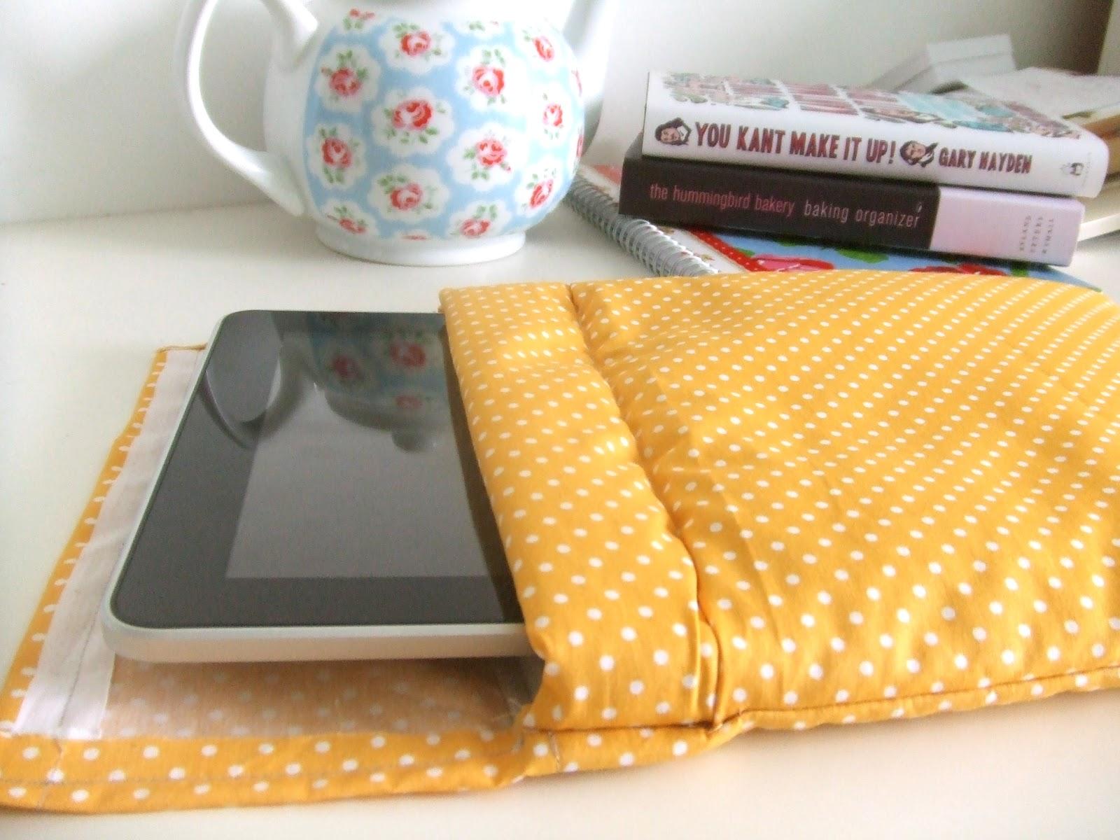 Trends With Benefits: DIY Ipad Case