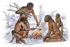 Umas das maiores conquistas do Período Paleolítico foi a descoberta do fogo