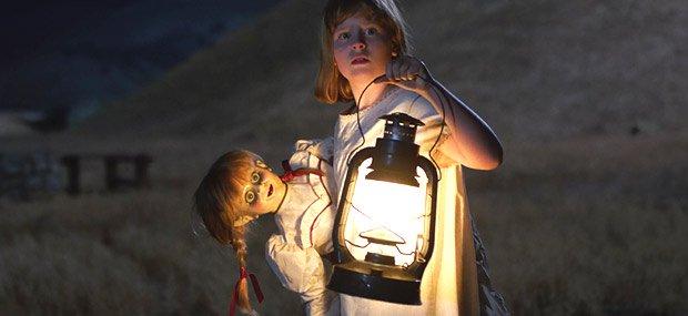 Annabelle 2 Piores Filmes de Terror de 2017