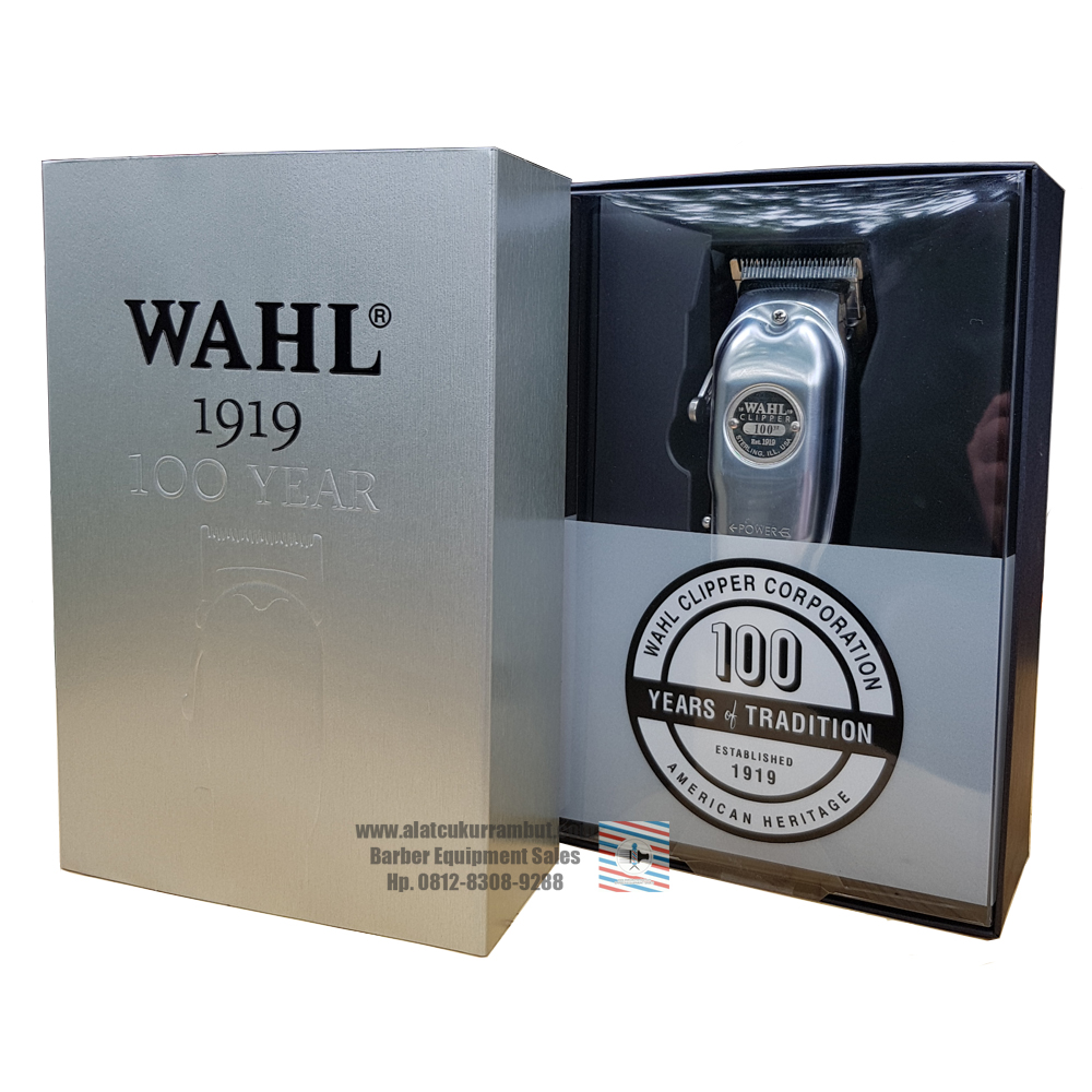 WAHL 1919 100th Year Edition