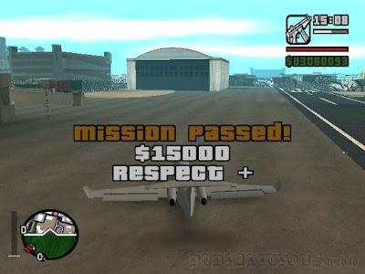 Daftar Reward Menyelesaikan Misi GTA San Andreas