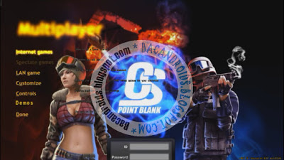 Download Game Android Counter Strike PointBlank By GuritGFC