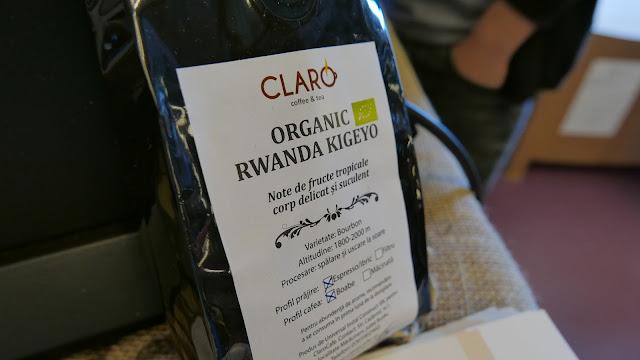 Claro Cafe - Ruanda Kigeyo Organic