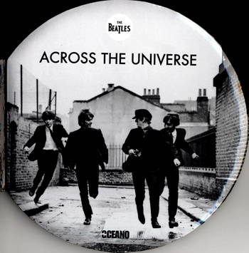 The Beatles - Across The Universe Chords Lyrics - Kunci Gitar