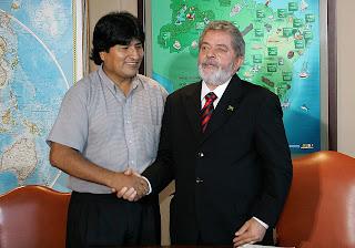 Presiden Bolivia