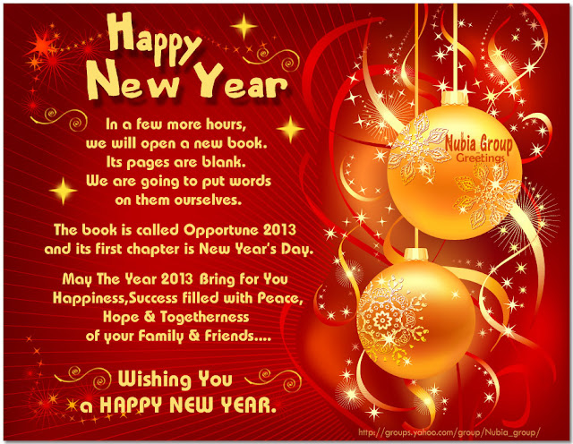 New Year Greetings Images Picture Download