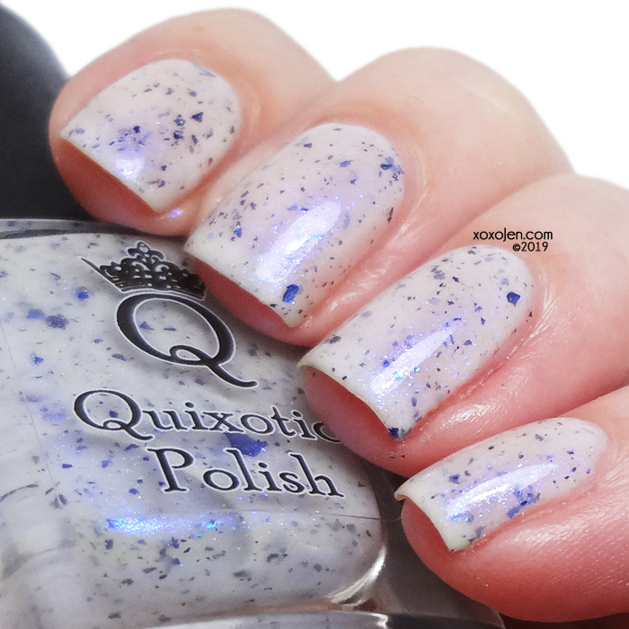 xoxoJen's swatch of Quixotic Polish Lord Sheldon