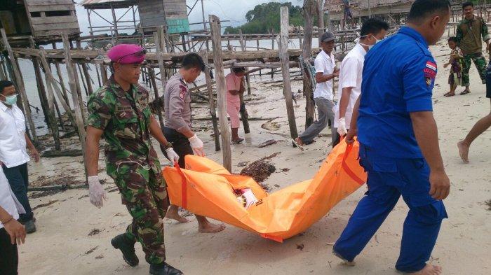 Penemuan Mayat Yang Ditemukan Di Pinggir Pantai