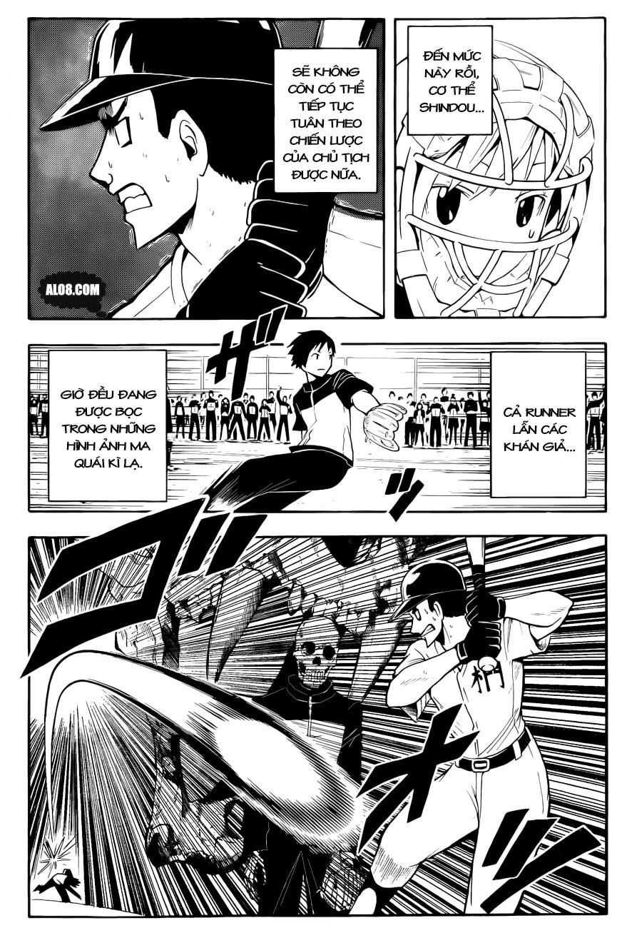 Ansatsu Kyoushitsu chap 36 trang 14