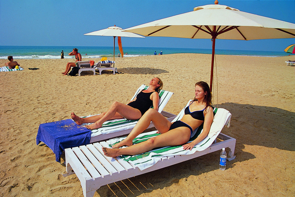 Dai Beach - best beach in the Phu Quoc Island