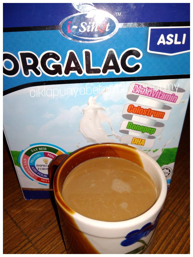 5 resepi minuman berasaskan ellVita ORGALAC ASLI yang korang kena cuba. Sedap, menyegarkan dan pastinya berkhasiat!