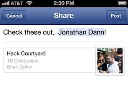 Facebook Update Aplikasi Facebook 5.2 Untuk iOS Kini Support Emoji