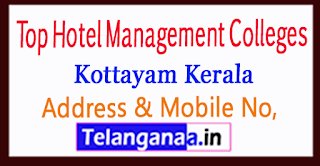 Top Hotel Management Colleges in Kottayam Kerala
