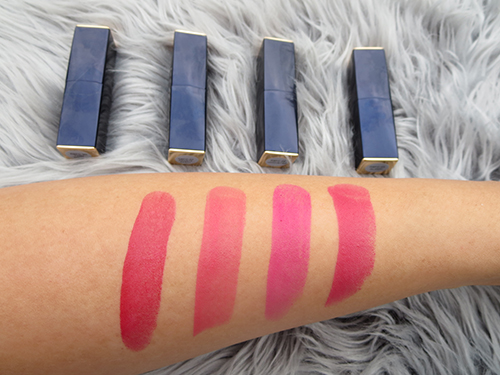 Estee Lauder Lipstick #Review #NationalLipstickDay