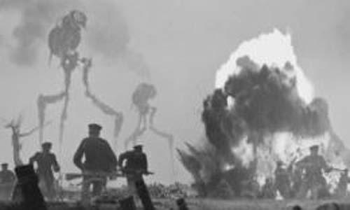 batalla entre humanos y extraterrestres en 1978