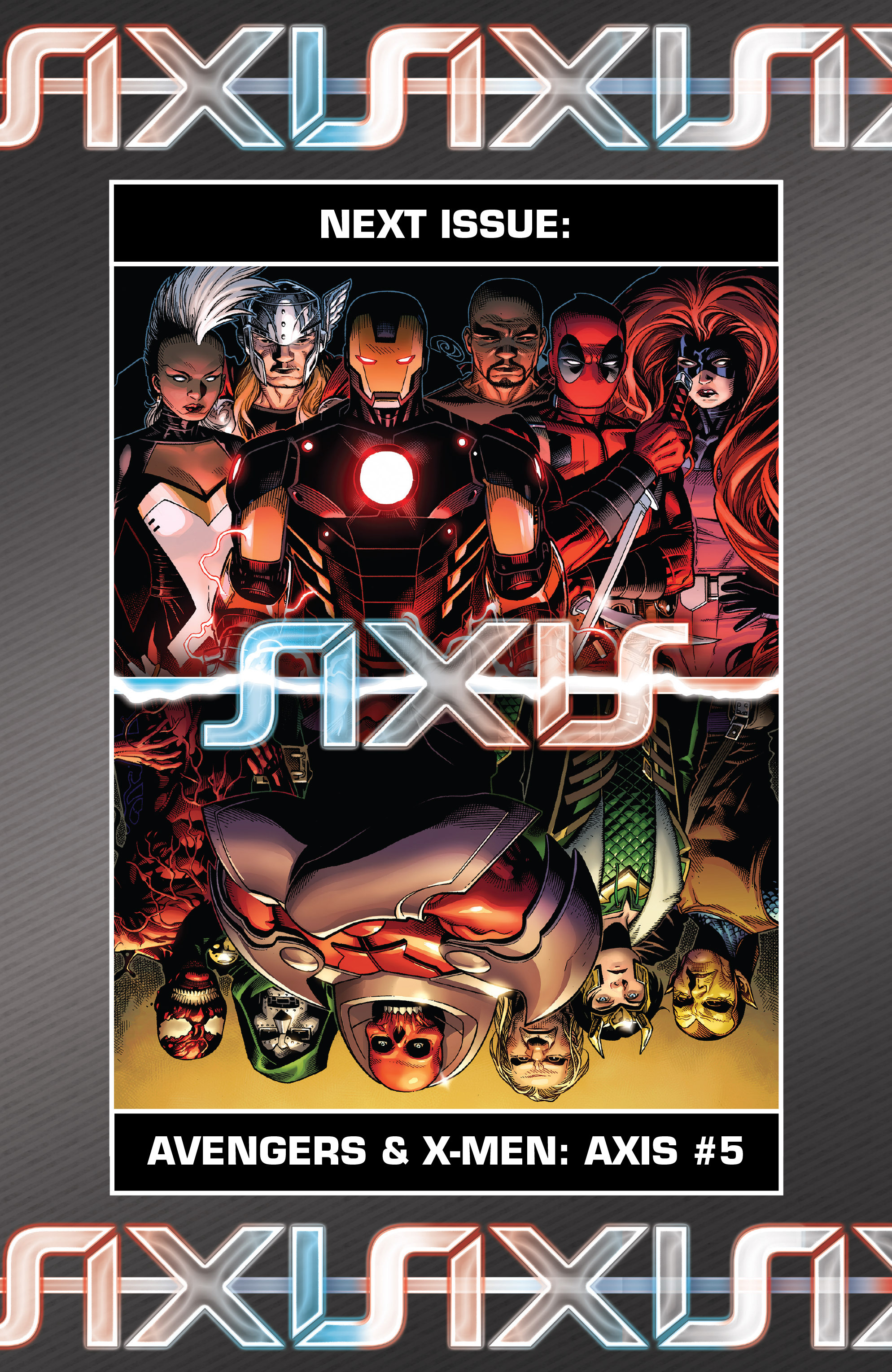 Read online Avengers & X-Men: AXIS comic -  Issue #4 - 28