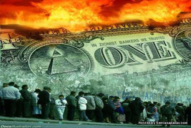 Wang Kertas Adalah Penipuan Paling Dahsyat Puak Yahudi