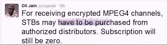 DD Free Dish Latest News: Free Dish Will Encrypt and add New