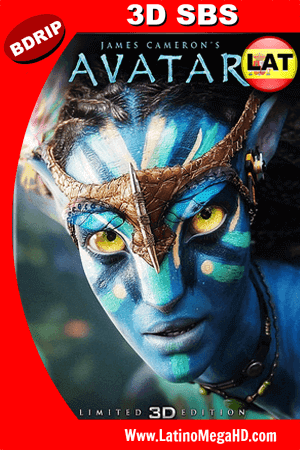 Avatar (2009) Latino Full 3D SBS 1080P ()