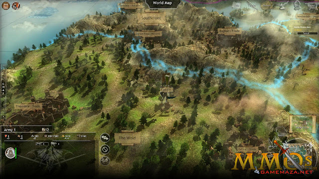 Medieval Kingdom Wars Gameplay Screenshot 2