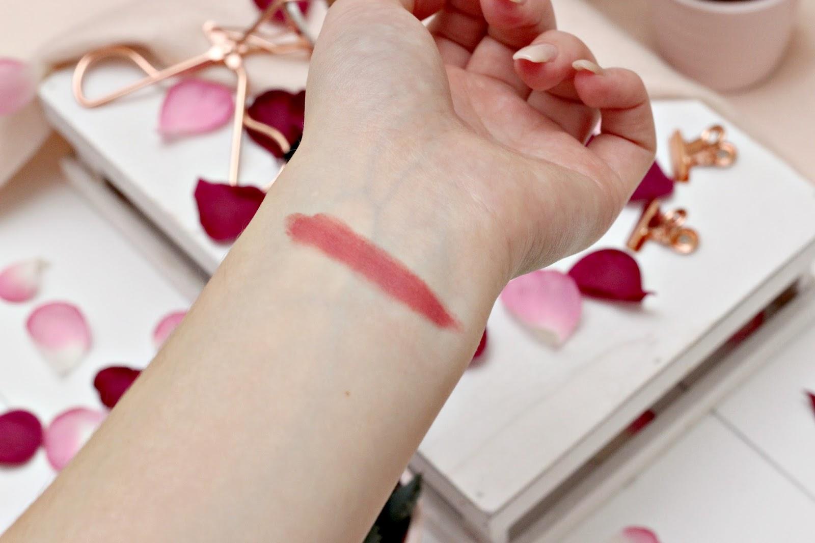Illamasqua Lava Lipstick in Vixen