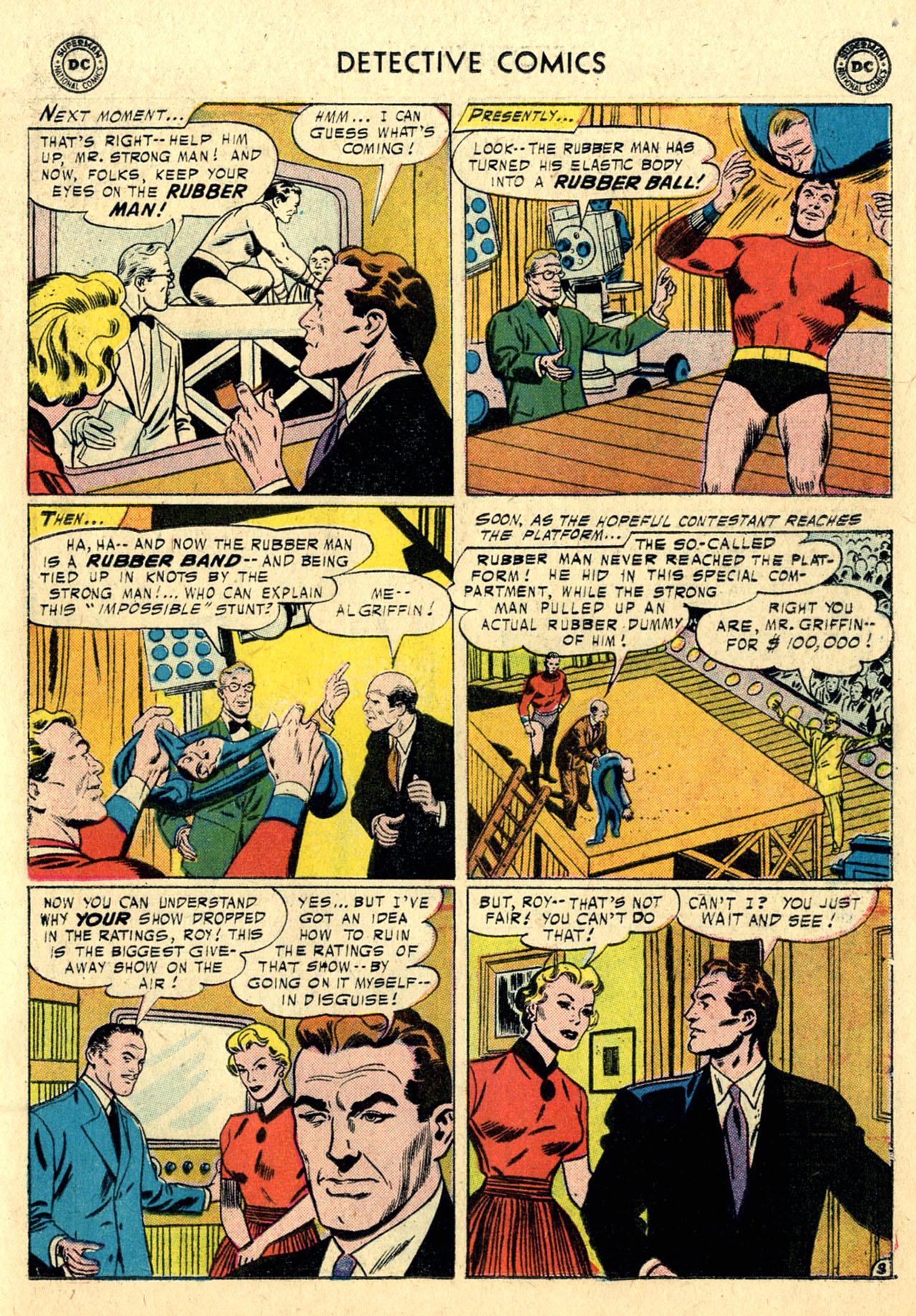 Read online Detective Comics (1937) comic -  Issue #239 - 19