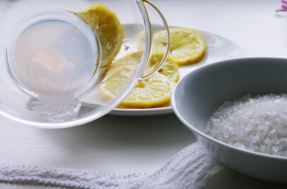 jak zrobić sól do kąpieli